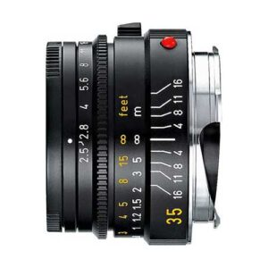 Leica Summarit-M 35mm f/2.5