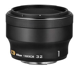 Nikon 1 32mm f/1.2 Announcement