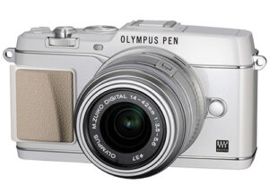 Olympus E-P5 Mirrorless Camera Announced