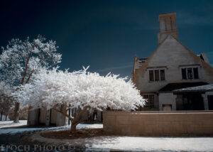 Nikon D7100 Infrared Conversion