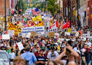 G20 Pittsburgh March
