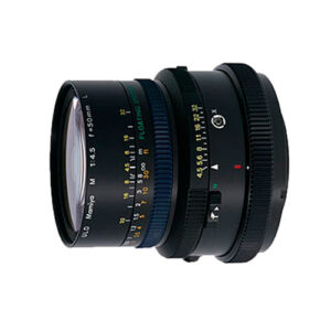 Mamiya 50mm f/4.5 ULD Super Wide Angle for RZ67 Cameras