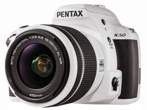 Pentax K-50 and K-500 Announcement