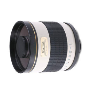 Samyang 800mm f/8 Mirror Lens