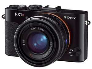 Sony RX1R and RX100 II Compact Camera Announcement