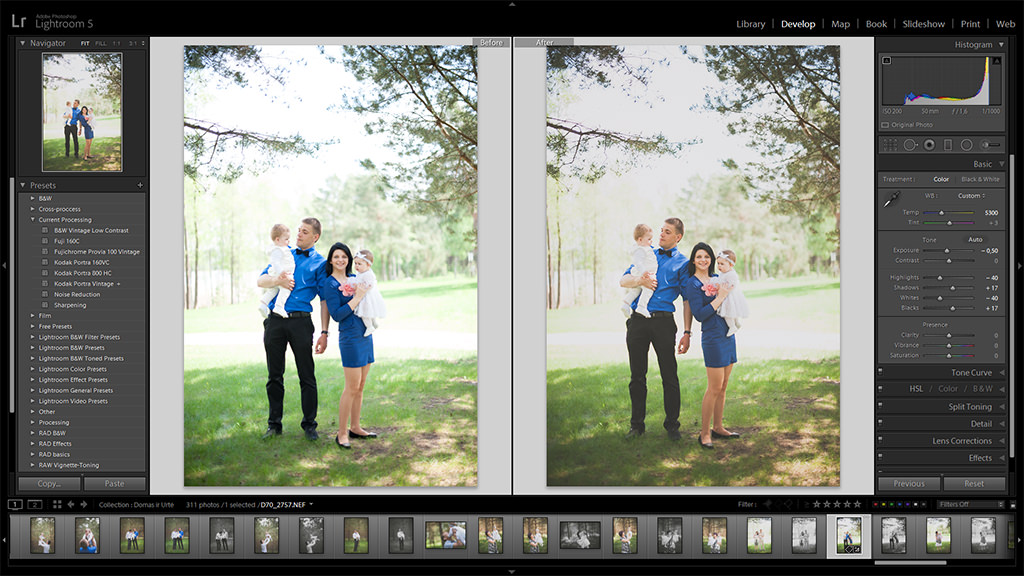 what is lightroom software