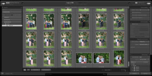 How to Import Photographs in Lightroom