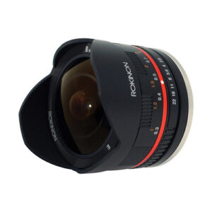 Rokinon 8mm f/2.8 UMC Fish-Eye