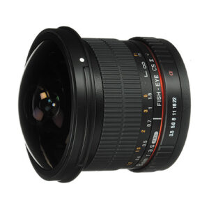 Rokinon 8mm f/3.5 HD Fisheye