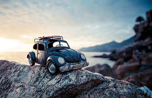 Adventures of Traveling Cars by Kim Leuenberger