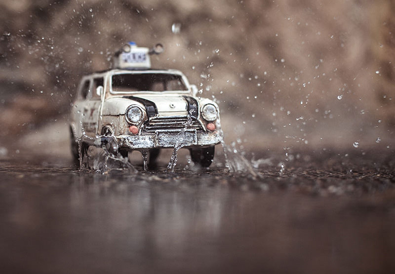 Kim Leuenberger |Traveling Cars Advantures #artpeople