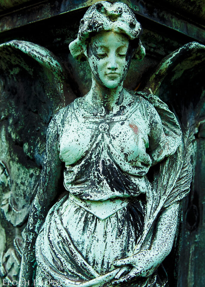 Weathered Angel