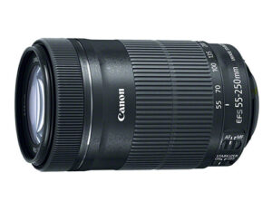 Canon EF-S 55-250mm F/4-5.6 IS STM and Powershot G16 Announcement