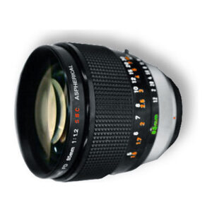 Canon FD 85mm f/1.2 SSC Aspherical