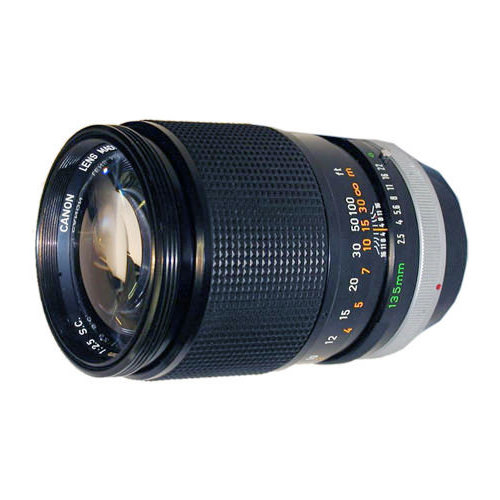 Canon FDn 135mm f/2 8 - Photography Life