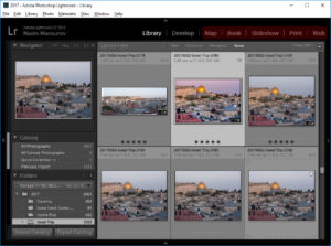 Lightroom Modules