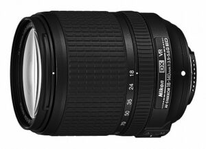 Nikon 18-140mm f/3.5-5.6G VR Announcement