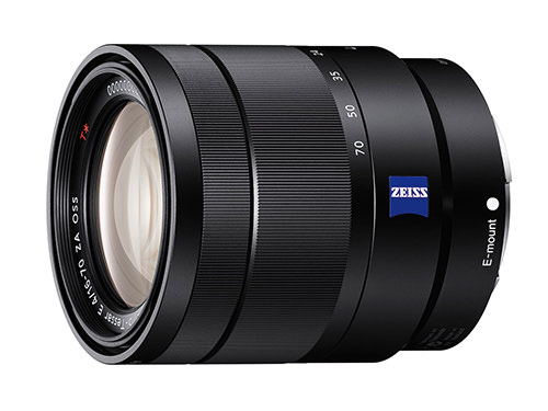 Sony Zeiss 16-70mm f4 OSS
