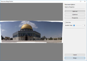 How to Create a Panorama in Lightroom