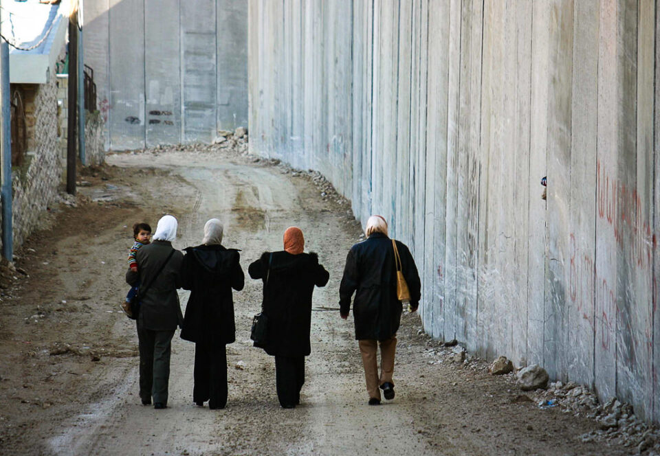 Documenting Palestine in Photographs - © Gary Fields (1)