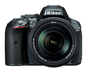 Nikon D5300 Announcement