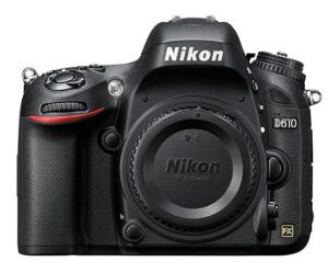 Nikon D610 Announcement