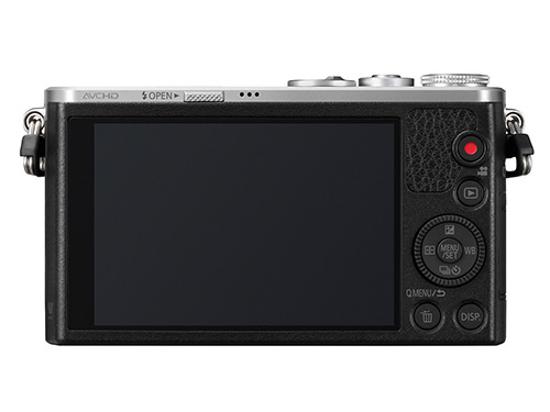Panasonic Lumix GF1_Rear