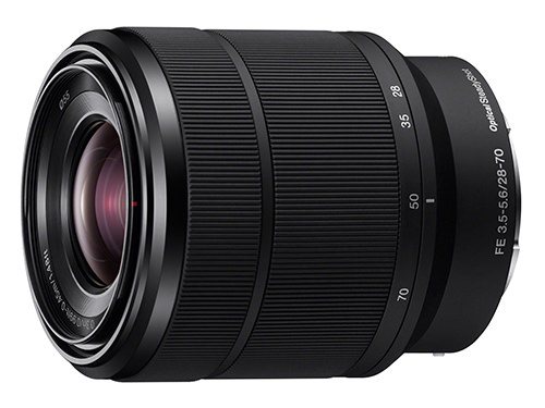 Sony 28-70mm F3.5-5.6 OSS Lens