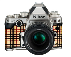 Announcing The Nikon DFB – Burberry Edition