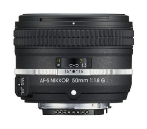 Nikkor AF-S 50mm f/1.8G Special Edition Lens Overview