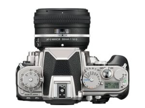 Nikon Df Announcement and Overview