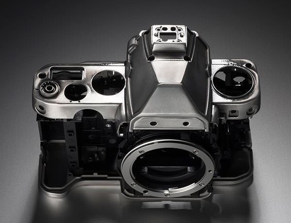 Nikon Df Magnesium Alloy Construction