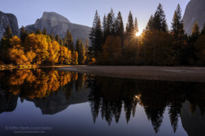 Yosemite Valley in Autumn