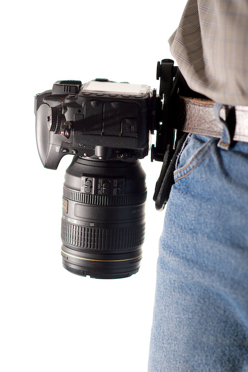 Capture Clip Pro on Belt
