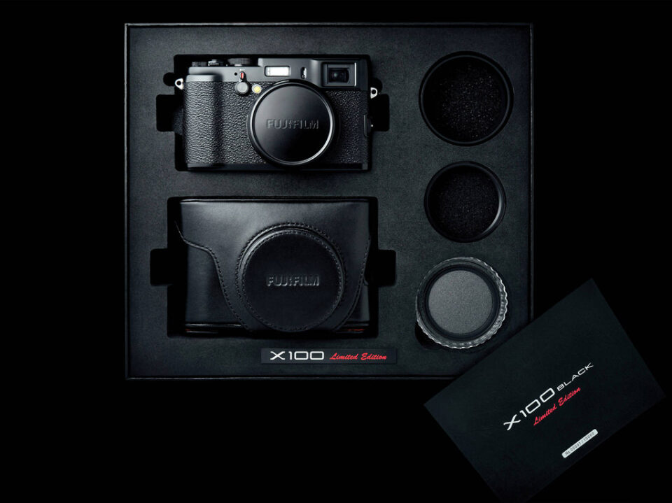 Fujifilm X100 Limited Edition