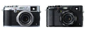 The Fujifilm X100S Black