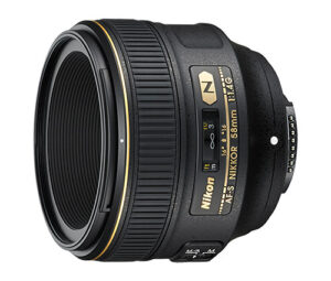 Nikon 58mm f/1.4G Review