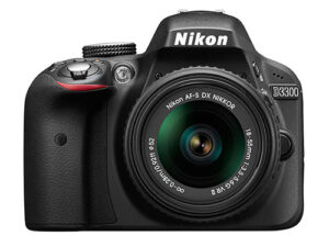 Nikon D3300 Announcement