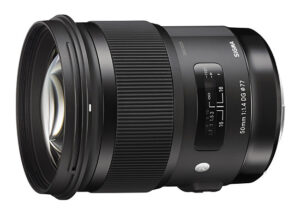Sigma 50mm f/1.4 Art Lens Announcement