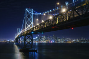 Night Photography in San Francisco Tonight