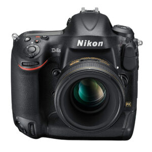 Nikon D4s Top Overview
