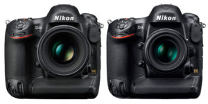 Nikon D4s vs D4 High ISO Comparison