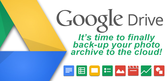 Google Drive Price Drop - A Tipping Point For Photographers