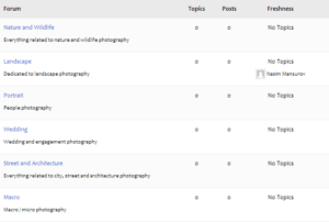 Photography Life Forums are now Open!