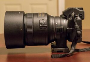 Telephoto Setup with Nikon 1 V2, FT-1 and Nikkor 85mm f/1.8G