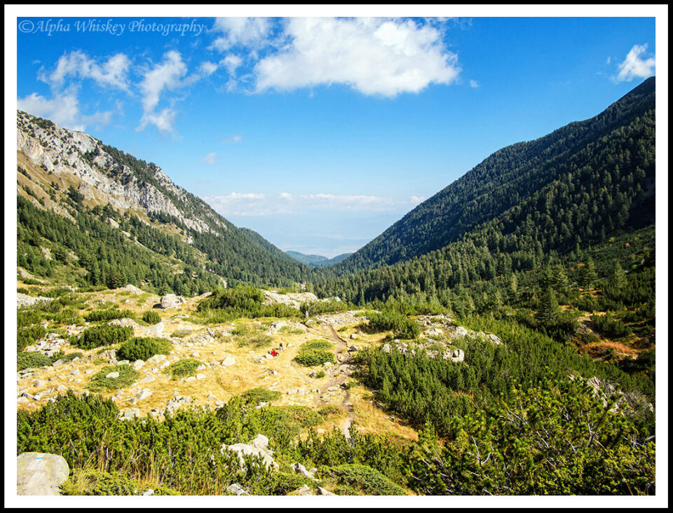 Panasonic 14mm F/2.5, ISO 200, Pirin Mountains, Bulgaria.