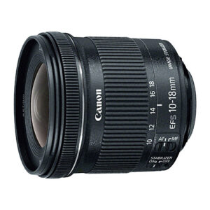 Canon 10-18mm f/4.5-5.6 IS STM Announcement
