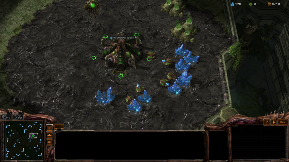 Starcraft II on Surface Pro 2