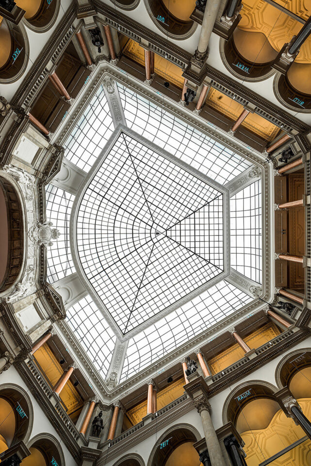 Berlin Dome of the Museum of Communication