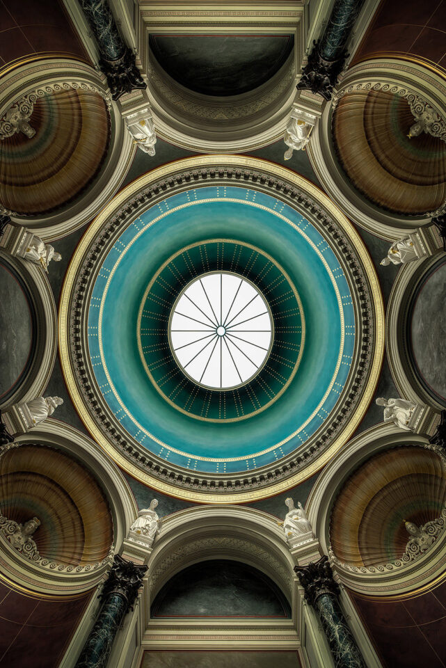 Berlin Dome of the Old National Gallery